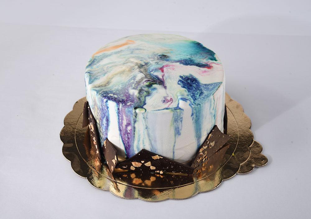巧克力鏡面蛋糕