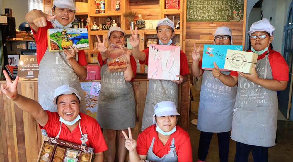 屏南唯一庇護工場琪拉烘焙坊 虧損5年卻越做越開心